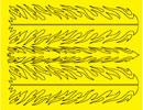 MASK   Flame Stripes 長條火焰