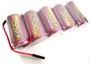 6V 4700mah 接收用大容量電池