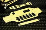ABC MINI 金黃色碳纖底盤組(限定發售)
