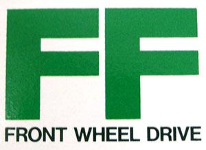 FF 車種系列