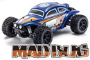 KYOSHO 30994T2 1/10 EP Mad Bug VE Readyset T1 大金龜全套組 (藍橘)