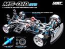 MST MS-01D 1/10 電動甩尾房車RTR(SPEC.2升級版本)