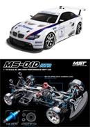MST MS-01D SPEC.2 1/10 �q�ʥϧ��Ш�RTR(BMW M3 GT2)