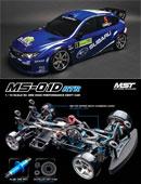 MST MS-01D SPEC.2 1/10 �q�ʥϧ��Ш�RTR(IMPREZA WRC 2008)