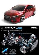 MST MS-01D SPEC.2 1/10 �q�ʥϧ��Ш�RTR(EVO X ��)