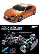 MST MS-01D SPEC.2 1/10 �q�ʥϧ��Ш�RTR(FT86 ��)