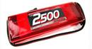 NOSRAM 2500mAh RX-Pack 2/3A Straight 7.4V接收機用LiPo電池