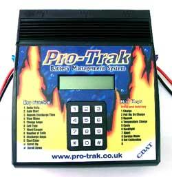 Pro-Trak BMS 30A 高級充放電器