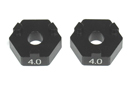 ReveD RD-005S4 鋁合金12mm 六角輪座墊片(4mm厚)