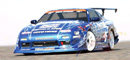 YOKOMO Team TOYO TIRES DRIFT with GP SPORTS 180SX D1 �ϧ���