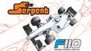 SERPENT F110 1/10高階電動F1平跑車套件