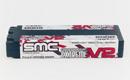 SMC TSEG V2 7.4V 6000mAh競賽級LCG薄型碳石墨鋰聚電池