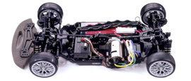 TA-05維修零件區