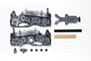 TAMIYA 47356 GF-01 黑色透明 G-PART(車身膠件)