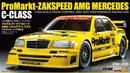 TAMIYA 47379 MERCEDES-BENZ C-CLASS TEAM ZAKSPEED  1/10電動房車套件(TT-01E)