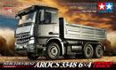 TAMIYA 56357 Mercedes Benz Arocs 3348 6x4 1/14 像真電動砂石車套件
