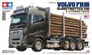 TAMIYA 56360 Volvo FH16 Globetrotter 750 6X4 1/14 遙控卡車套件