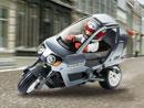 TAMIYA 57405 Dancing Rider 電動三輪摩拖車套件(T3-01)