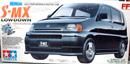 TAMIYA 58196 HONDA LOW DOWN S-MX 1/10 MINI 電動房車套件