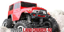 TAMIYA LAND CRUISER 40 電動攀岩車(CR-01)
