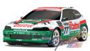 TAMIYA CASTROL Honda CIVIC VTi (FF-03) 電動房車套件