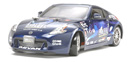 TAMIYA 58474 ENDLESS 370Z  (TT-01D TYPE-E CHASSIS) DRIFT SPEC
