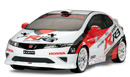 TAMIYA 58480 Honda CIVIC TYPE-R R3 J.A.S. MOTORSPORT (TT-01 TYPE E) 電動房車套件