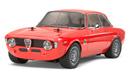 TAMIYA Alfa Romeo Giulia Sprint GTA 1/10 電動房車套件(M06)