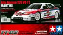TAMIYA 58606 Alfa Romeo 155 V6 TI MARTINI 1/10 四驅電動房車套件(TT-02)