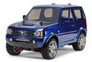 TAMIYA 58614 Suzuki Jimny(JB23) 1/10 四驅迷你電動吉普車(MF-01X)