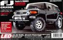 TAMIYA 58620 Toyota FJ CRUISER 黑色完成殼特仕版 (CC01底盤)