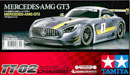 TAMIYA 58639 Mercedes-Benz AMG GT3 1/10 電動房車套件(TT-02)