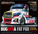 TAMIYA 58661 BUGGYRA FAT FOX 1/14 競速拖車頭套件(TT-01 TYPE-E)