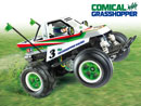 TAMIYA 58662 COMICAL GRASSHOPPER Q版蚱蜢大腳車(WR-02CB)
