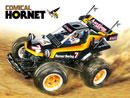 TAMIYA 58666 COMICAL HORNET Q版黃蜂大腳車(WR-02CB)