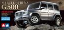 TAMIYA 58675 Mercedes Benz 賓士 G500 1/10 像真攀岩車套件(CC-02底盤)
