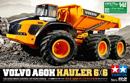 TAMIYA 58676 Volvo A60H Hauler 6X6 1/10六輪電動大腳車套件(G6-01 CHASSIS)