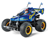TAMIYA 58678 Comical Avante Q版 前衛者 GF-01CB 4WD-金屬藍塗裝