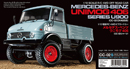 TAMIYA 58692 Mercedes-Benz Unimog 406 U900 1/10 像真攀岩車套件(CC-02底盤)