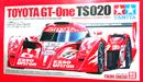 TAMIYA 84266 TOYOTA GT-One TS020 1/10電動平跑車套件 (F103RS)