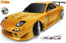 TEAM MAGIC E4D MF RTR 1/10 �q�ʥϧ���RTR(RX7����)