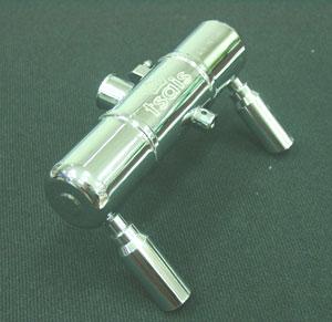 TSAIS 雙尾管排氣管/鍍硬鉻(REVO用)